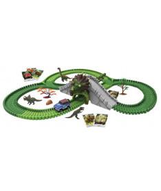 Игровой набор Dino Mundi Трицератопс Парк динозавров - 3D реальность (TT-DI20)