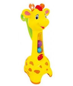 Игрушка-каталка Аккуратный жираф Kiddieland (052365)