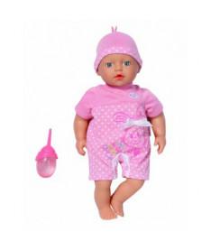 Интерактивная игрушка Zapf, кукла MyLittle BabyBorn, ВЕСЕЛОЕ КУПАНИЕ