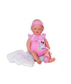 Интерактивная кукла Zapf MY LITTLE BABY BORN НЕЖНЫЙ СОН