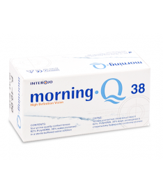Interojo Morning Q 38  (уп. 4 шт), PolyHEMA 38%, r 8.6, d14.0, t 0.07, Dk/t 17