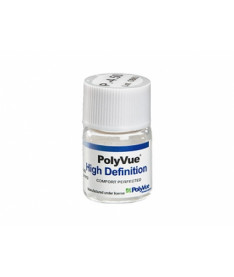 Interojo PolyVue HD  фл. 1 шт., PolyHEMA 38%, r 8.6, d14.0,  t 0.07, Dk/t 17