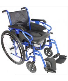 Инвалидная коляска Millenium III New с санитарным оборудованием OSD (Италия)