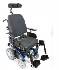 Инвалидная коляска с электроприводом Kite, Invacare (Германия)