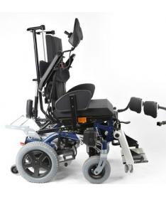 """Инвалидная коляска с электроприводом &quotDragon Vertic"""", Invacare (Германия)"""