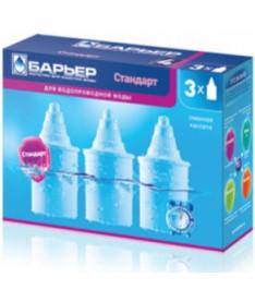 Картридж сменный для водопроводной воды Барьер-4 (3 шт)