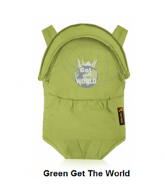 Кенгурушка Bertoni COMFORT (green get the world)