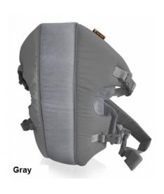 Кенгурушка Bertoni DISCOVERY (grey)