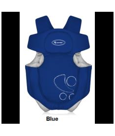 Кенгурушка Bertoni TRAVELLER (blue)