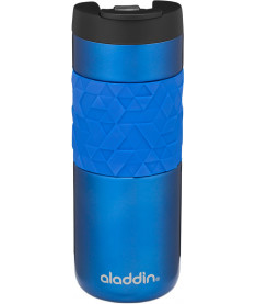 Кермокружка Aladdin Easy-Grip 0.47 л, синяя