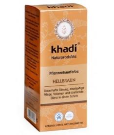 Khadi Hellbraun Органическая краска для волос Светло-коричневый 100 г