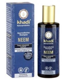 Khadi NEEM Аюрведический шампунь против перхоти 210 мл