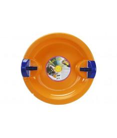 KHW Kunststoff Fun Ufo Тарелка оранжевая