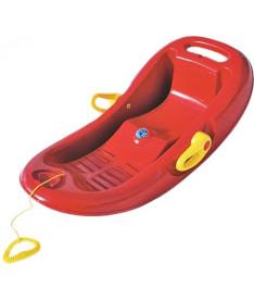 KHW Kunststoff Snow Flipper de luxe Санки (корыто) красный