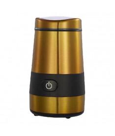 Кофемолка Magio МG-203 250 Вт, 60 гр, GOLD нержавеющий корпус