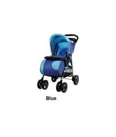 Коляска Caretero Monaco blue