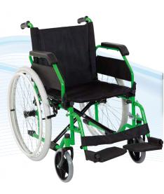 Коляска инвалидная регулируемая механическая Heaco Golfi-7
