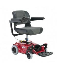 Коляска инвалидная с электромотором OSD Rio Chair красная (Италия)
