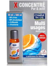 Концентрат универсальный для мытья полов и разных поверхностей Etamine Du Lys X Concentre, 50мл