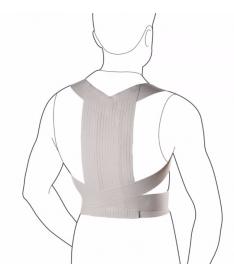 Корректор осанки универсальный Ottobock Dorso Carezza Basic Posture 6000