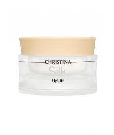 Крем для подтяжки кожи лица Christina Silk UpLift Cream, 50 мл
