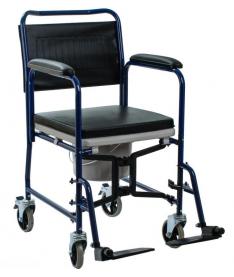 """Кресло-каталка с санитарным оснащением """"JBS"""" OSD-YU-JBS367A (Италия)"""