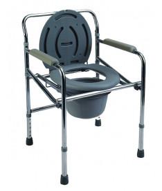 Кресло-туалет с санитарным оснащением регулируемое Heaco PR-770