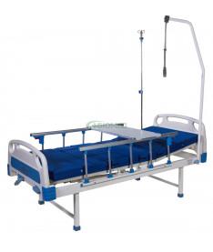 Кровать механичесчая медицинская четырехсекционная Биомед HBM-2S
