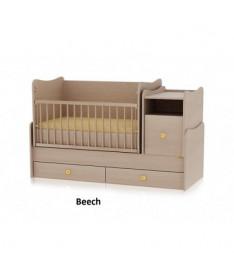 Кроватка Bertoni TREND PLUS (beech)