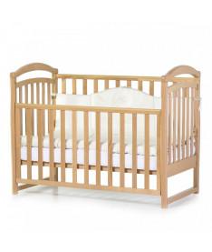 Кроватка детская Верес Соня ЛД6 без колес на ножках, бук