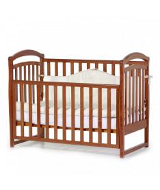 Кроватка детская Верес Соня ЛД6 без колес на ножках, ольха