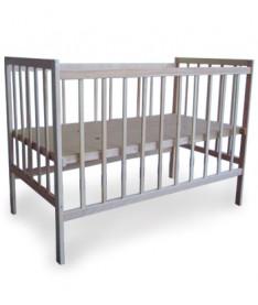 Кроватка Sofia S-1 (120*60, 3 ур-ня, без колес, без лака)