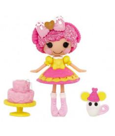 Кукла Mini Lalaloopsy Печенюшка-сладкоежка с аксессуарами (536246)