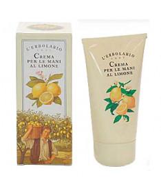 L`Erbolario Crema Per Le Mani Al Limone Крем для рук лимонный 75 мл