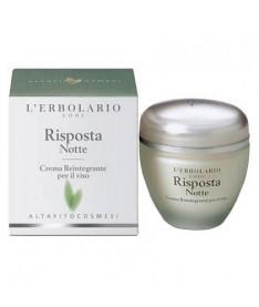 L'erbolario Crema Risposta Notte Крем интенсивный для лица ночной 50 мл