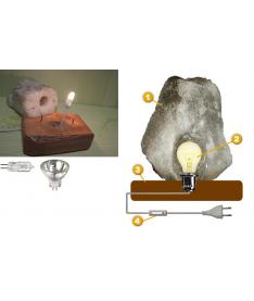 Лампочки в соляную лампу