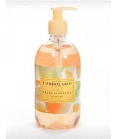 LERBOLARIO (Лерболарио) жидкое мыло со свежим ароматом цитрусовых 500мл.