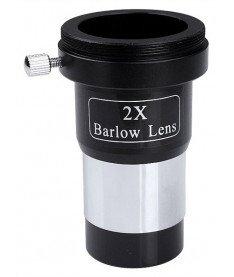 "Линза Барлоу Arsenal 2X, 1.25"", с адаптером для камер"
