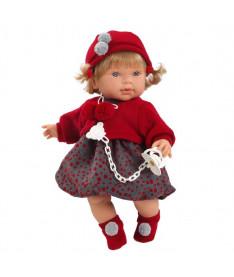 LLORENS 42102 Кукла Анна