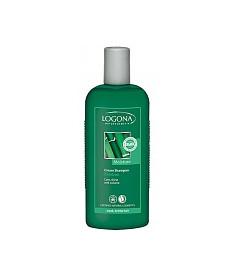Logona Hair Care Cream Shampoo Крем-шампунь для ломких ослабленных волос 250 мл
