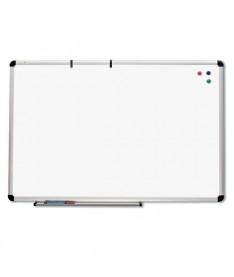 Маркерная доска ABC Office 60 x 90 см, алюминиевая рама S-line