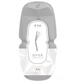 Массажная подставка для спины LF Grey LF-MB001GY