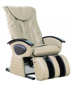 Массажное кресло HouseFit с деревянными накладками HY-7326А
