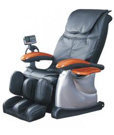 Массажное кресло с МР-3 и прогреват. лампой HouseFit HY-6059GM