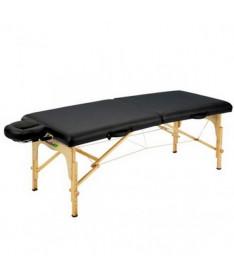 Массажный стол (деревянная рамма) HouseFit HO-1007