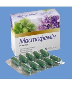Мастофемин 30, капсулы 240 мг   Киевмедпрепарат