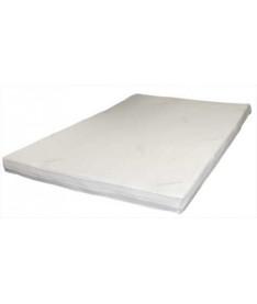 Матрац поролоновый в чехле для кровати 195х85см, МП2 Завет (Норма-Трейд)