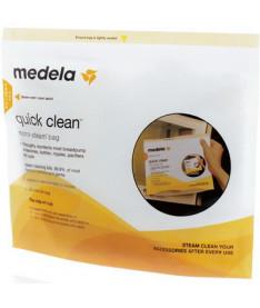 Medela Пакеты для стерилизации в микроволновой печи (Quick Clean Microwave Bags) 5 шт.