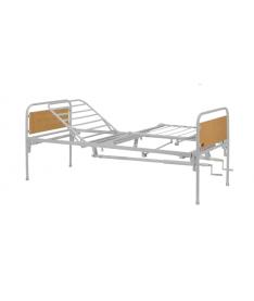 Медицинская кровать Invacare Sonata с механическим приводом, 4-х секционная в комплекте с колесами