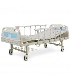 Медицинская кровать с электроприводом OSD-B05P, 4 секции